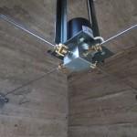 Mehanizam s elektromotorom za pokretanje toranjskog sata