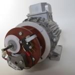 elektromotor s mehaničkom komandom